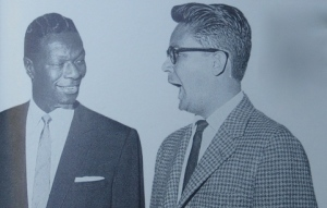 William B and Nat King Cole