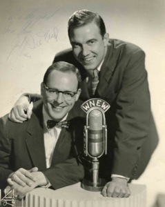 Klavan and Finch at WNEW