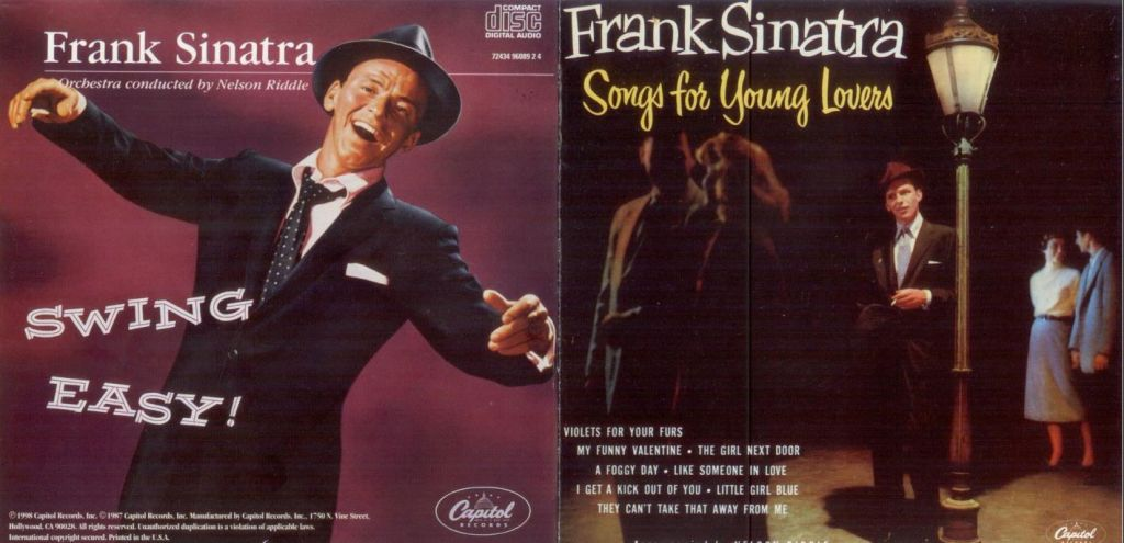 Young Lovers / Swing Easy