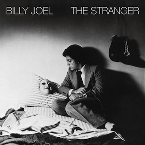 Billy Joel The Stranger_LP Cover