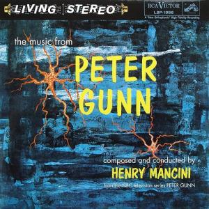 Peter Gunn LP Cover